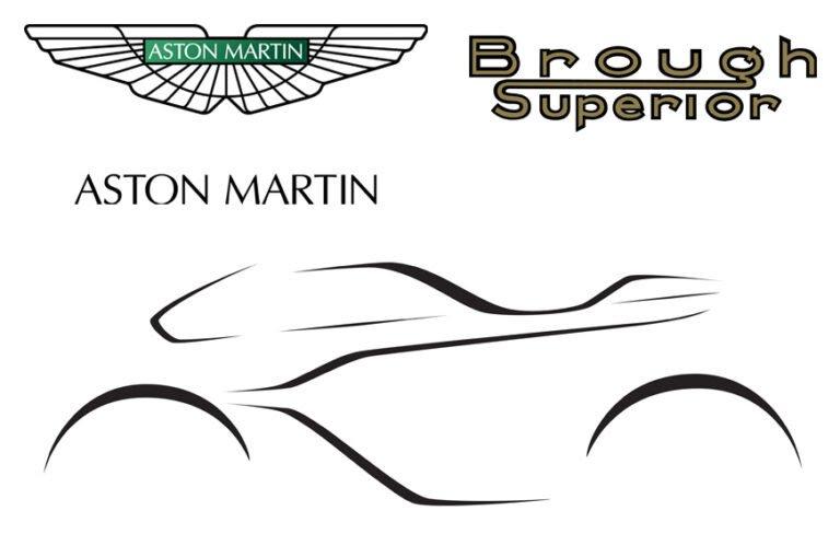 Aston Martin gandeng Brough Superior untuk memproduksi sepeda motor edisi terbatas (ist)