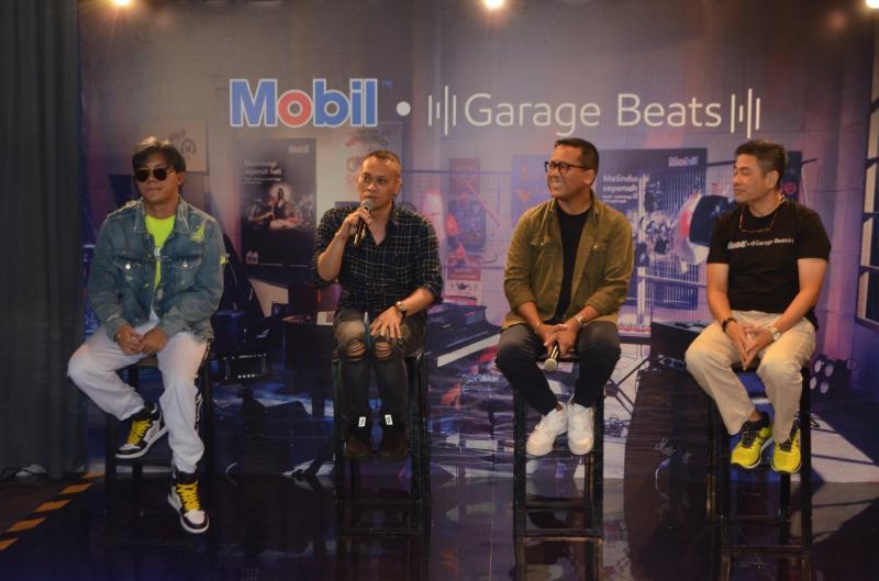 Libatkan musisi papan atas, Mobil Lubricants perkenalkan program Mobil Garage Beats