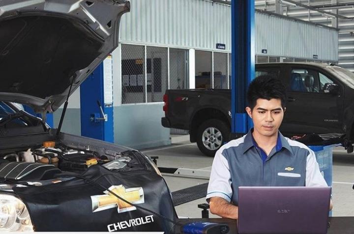 GM Indonesia akan memastikan kelangsungan kebutuhan layanan purna jual dan suku cadang. (chevroletid)