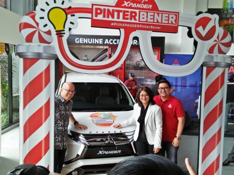 Program Bunga Ringan Pajero Sport & Xpander Hanya Berlaku di Dealer Sun Motor Group