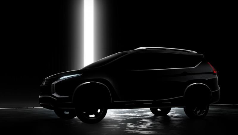 Dari siluet gambar yang dikirimkan ke Mobilinanews, wujudnya identik Xpander diimbuhi peranti eksterior bergaya SUV.