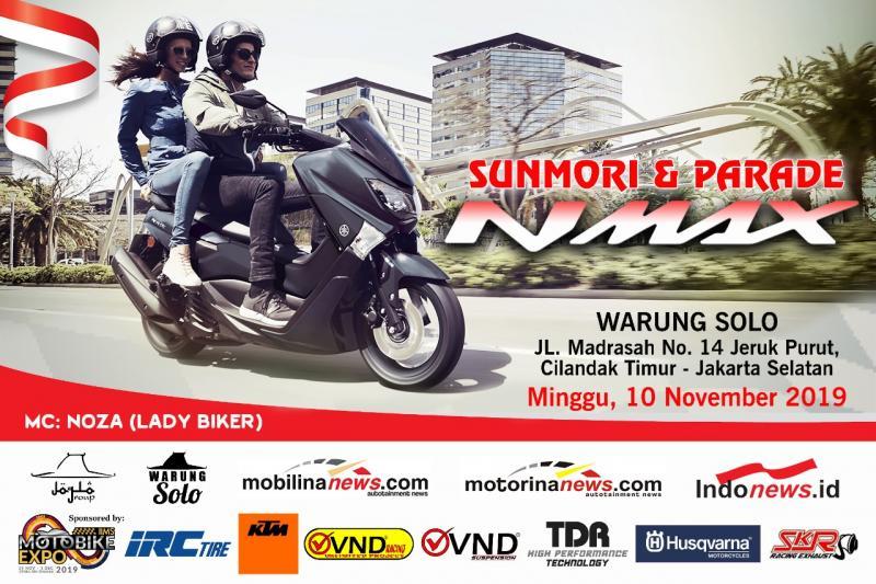 Tersedia juga puluhan giveaway berupa Free Pass IIMS Motobike Expo 2019 dan puluhan merchandise eksklusif edisi khusus yang akan dibagikan kepada para riders yang beruntung.