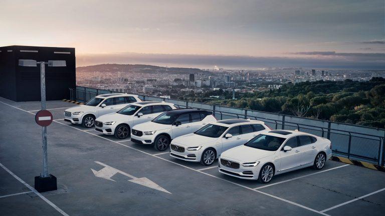 Volvo tawarkan beragam model Plug in Hybrid Electric Vehicle (PHEV) untuk pasar Inggris (ist)