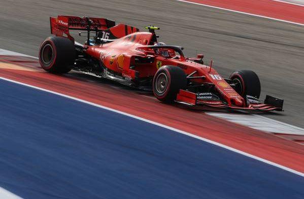 Charles Leclerc (Ferrari), bawa beban dilematis ke GP Brasil. (Foto: gpblog)
