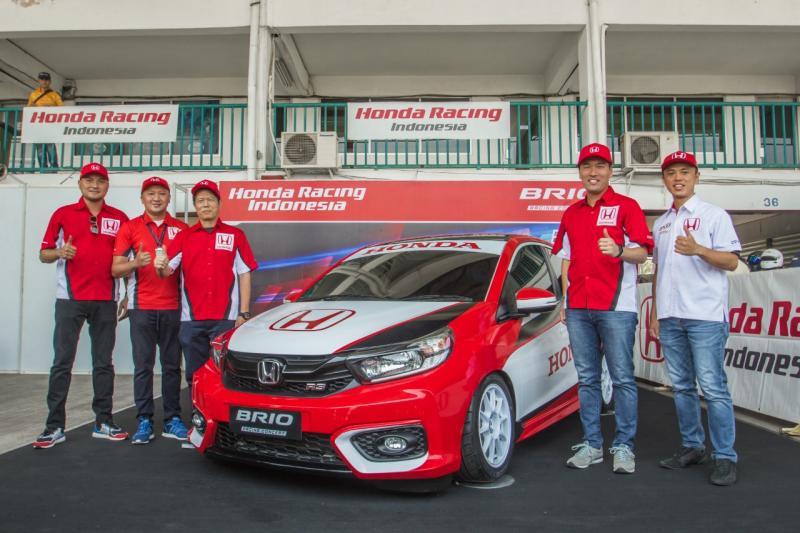 Honda Racing Indonesia (HRI) siapkan All new Brio untuk tampil di ajang ITCR 1200 musim 2020
