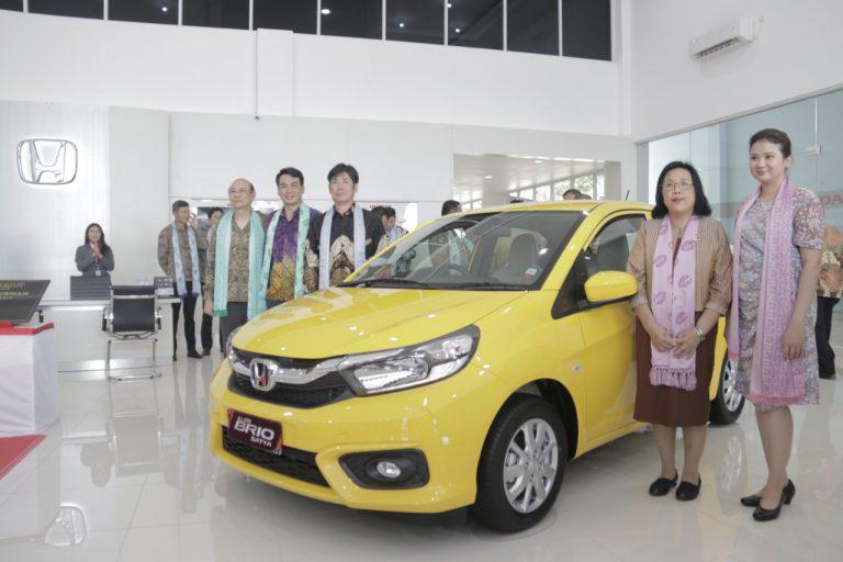 Pembukaan dealer pertama di Belitung ini adalah bentuk komitmen Honda Prospect Motor untuk terus memperluas jaringan dealer Honda ke berbagai wilayah di Indonesia. (dok. HPM)