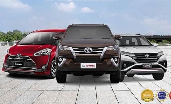 Kesempatan bagus untuk segera memiliki mobil Toyota impian, nih. (auto2000id)