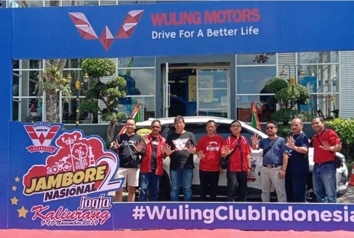 Pelaksanaan Jamnas di tahun ini, sebagai panitia pelaksananya dikoordinir oleh Klub Empunya Wuling Owners Jogya. (foto: wulingclub.id)