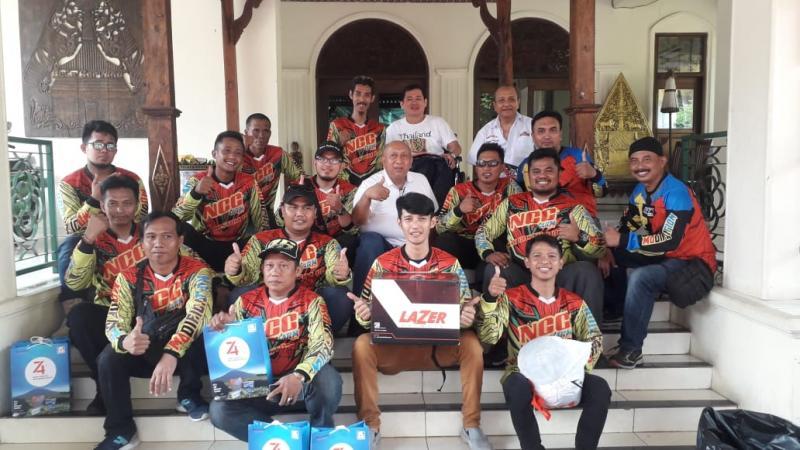 Segenap Redaksi Ucapkan Terimaksih Kepada Sponsor, Klub dan Komunitas NMax di NMax Riders Gathering Warung Solo