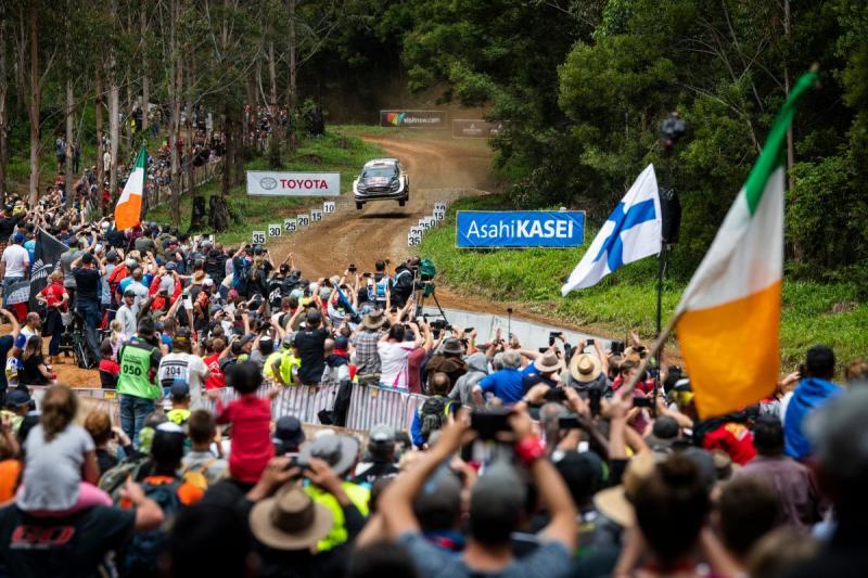 Rally Australia, harus batal tahun ini. (Foto: racefans)