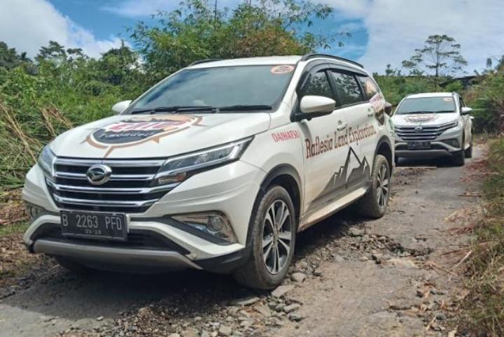 Petualangan ikonik khas Daihatsu sebelumnya telah diadakan selama periode 2012-2018, menjelajahi Sumatera, Jawa, Kalimantan, Flores, Sulawesi dan Maluku Utara. (ist)