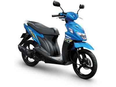 Ganti Knalpot Suzuki Nex FI, Berikut Ragam Pilihannya