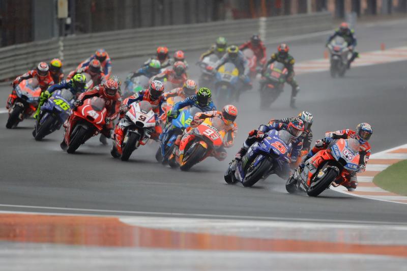 GP Valencia, seri pamungkas yang menyisakan rivalitas ketat di klasemen akhir. (Foto: ultimtemotorcycling)
