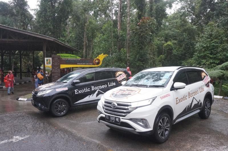 Di awal tahun 2019, Ekspedisi Terios 7 Wonders singgah di kota Bengkulu, kemudian di pertengahan tahun menempuh perjalanan dari Kota Pontianak, Kalimantan Barat menuju Kota Kuching, Sarawak, Malaysia. (anto)