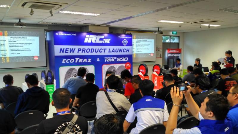 IRC Tire Resmi Gelontorkan Ban Motor Eco Tire, Berikut Ukurannya