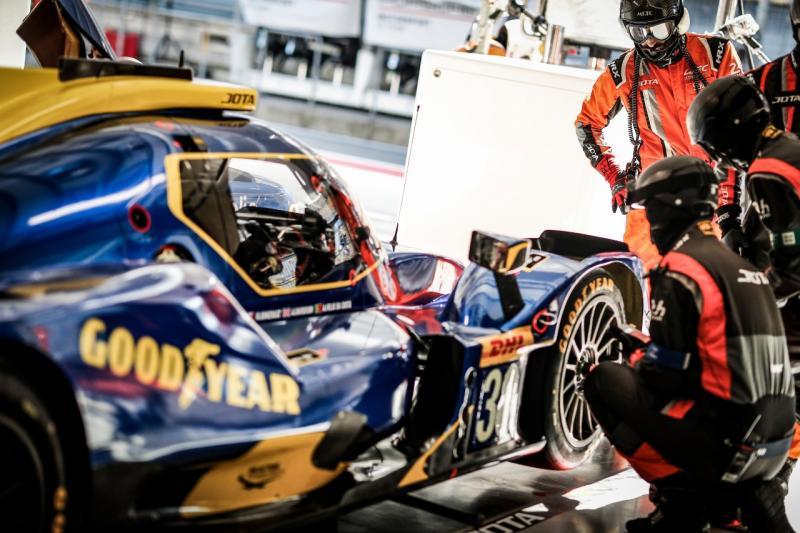 Goodyear support tiga tim di ajang FIA WEC Shanghai yakni Jota Sport, Jackie Chan DC Racing dan High Class Racing (Foto: goodyear)