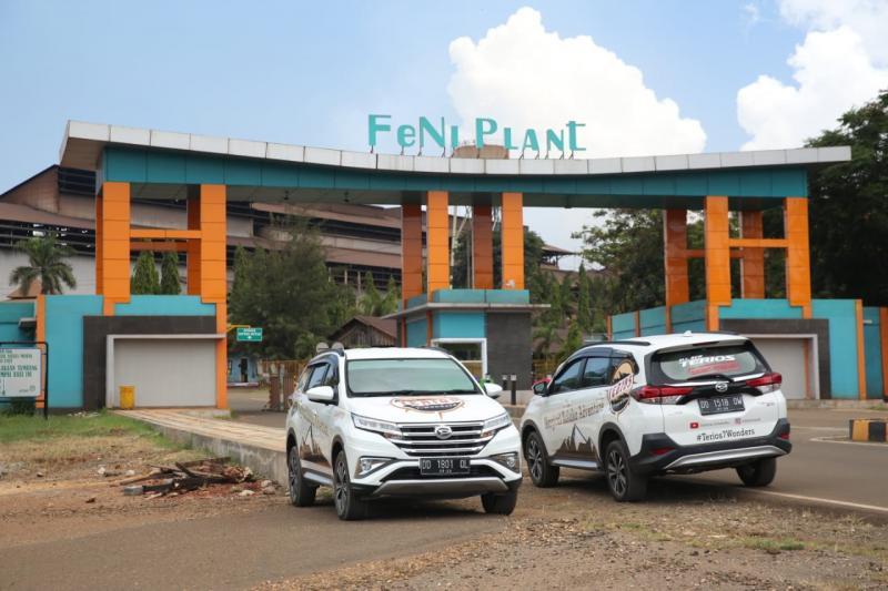 Terkenal sebagai penghasil Fero Nikel, yakni PT. Aneka Tambang (Antam) di kecamatan Pomalaa, sebagai Wonder 1. (anto)