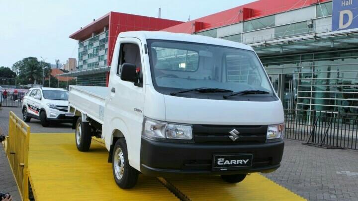 Suzuki Carry jadi primadona kenaikan penjualan kendaraan Suzuki di Oktober 2019