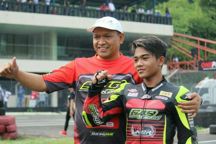 Soal M Robbil Vitoni Gabung Bahtera Racing, Achos : Sudah Pamitan Kok