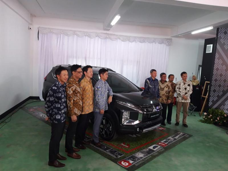 PT MMKSI bersama Srikandi Group resmikan dealer baru di Lenteng Agung, Jakarta Selatan