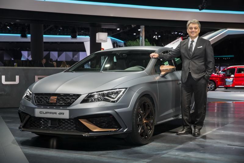 Luca de Meo jadi kandidat kuat sebagai CEO baru Renault (ist)