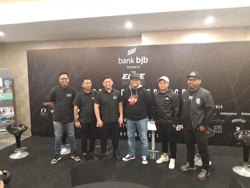 The Elite Showcase 2019 persembahan Bank BJB digelar akhir pekan ini Sabtu (23/11) dan Minggu (24/11) di ICE BSD, Tangerang