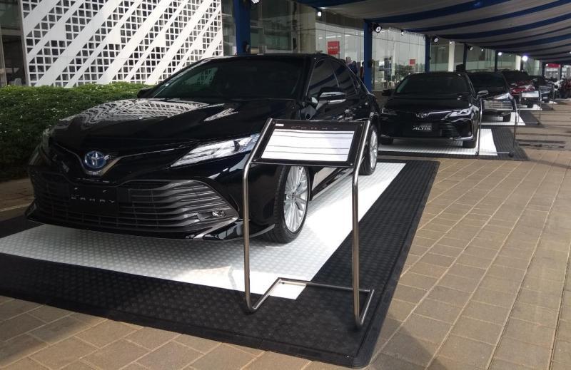 Astra Auto Fest 2019 dibuat sangat unik karena menampilkan beragam jenis kendaraan dan layanan ditambah dengan total hadiah sampai dengan Rp 3,7 miliar. (anto)