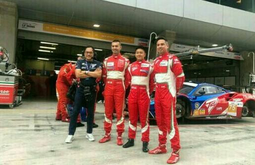 Trio pembalap T2 Motorsport bersiap ikuti Asian LeMans Series di Shanghai International Circuit Esok