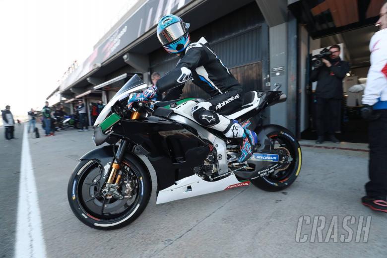 Alex Marquez (Repsol Honda). (Foto: crash)