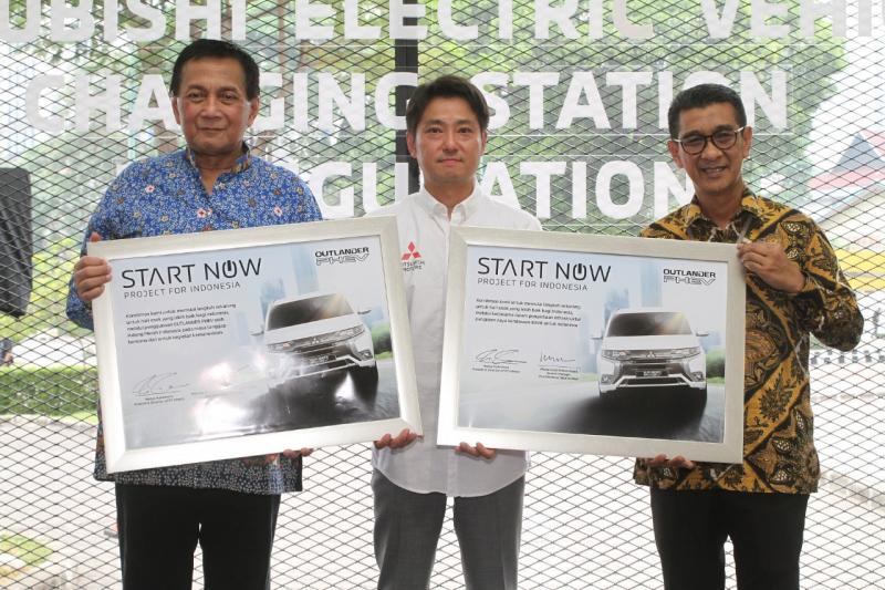Mitsubishi wujudkan komitmen dalam keberlangsungan lingkungan hidup lewat campaign Start Now Project