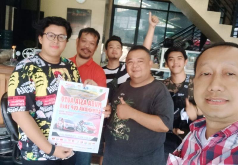 Tuner papan atas Indonesia, Purba bersama Gambino cs dari Palembang, pastikan mobil ready for race
