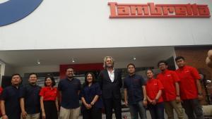 Dealer Lambretta Pertama Di Indonesia Resmi Dibuka, 7 Hari Non Stop