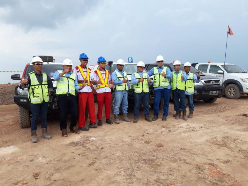 Toyota Home Service (THS) jadi layanan andalan konsumen saat emergency di area tambang