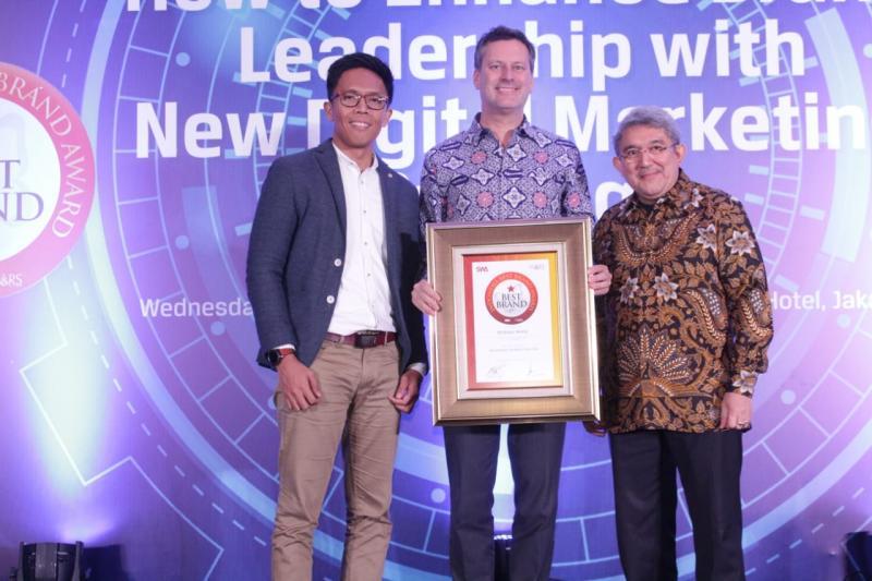 PT Federal Karyatama (Federal Oil) meraih penghargaan Indonesia Best Brand Award (IBBA) 2019 kategori pelumas kendaraan bermotor