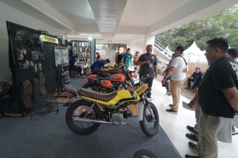 Promo dan diskon menarik di IIMS Motobike Expo 2019, Istora Senayan Jakarta