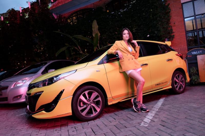Carpool Bareng Yaris, edisi ke-5 kegiatan rutin TYCI