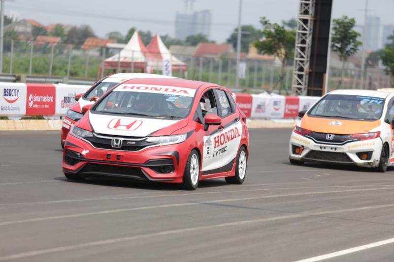 Honda punya DNA balap, alasan Honda Prospect Motor (HPM) eksis di balapan nasional