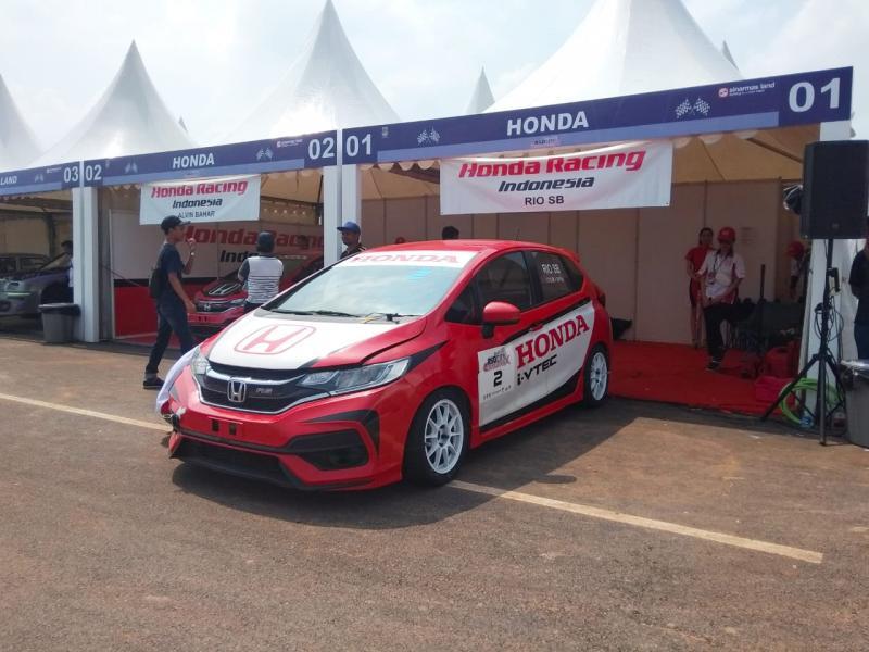 Honda Racing Indonesia jadikan ajang balap sebagai sarana ataupun wadah pengembangan produk Honda