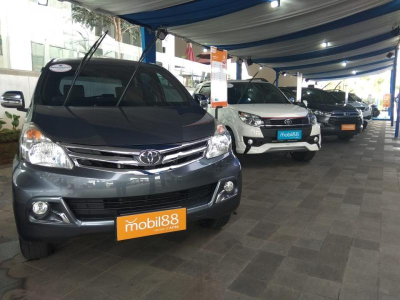 Mobil bekas Toyota Avanza punya value for money yang tinggi. (anto)
