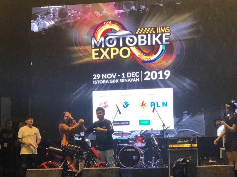 Gelaran perdana IIMS Motobike Expo sukses mencatatkan torehan fantastis, baik dari sisi pengunjung maupun total transaksi