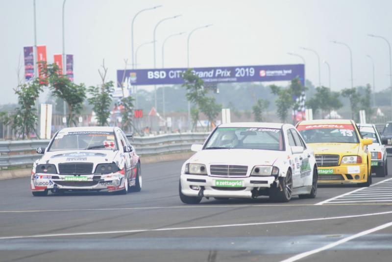 Balapan Mercedes Benz One Make Race terus tunjukkan peningkatan setiap tahunnya