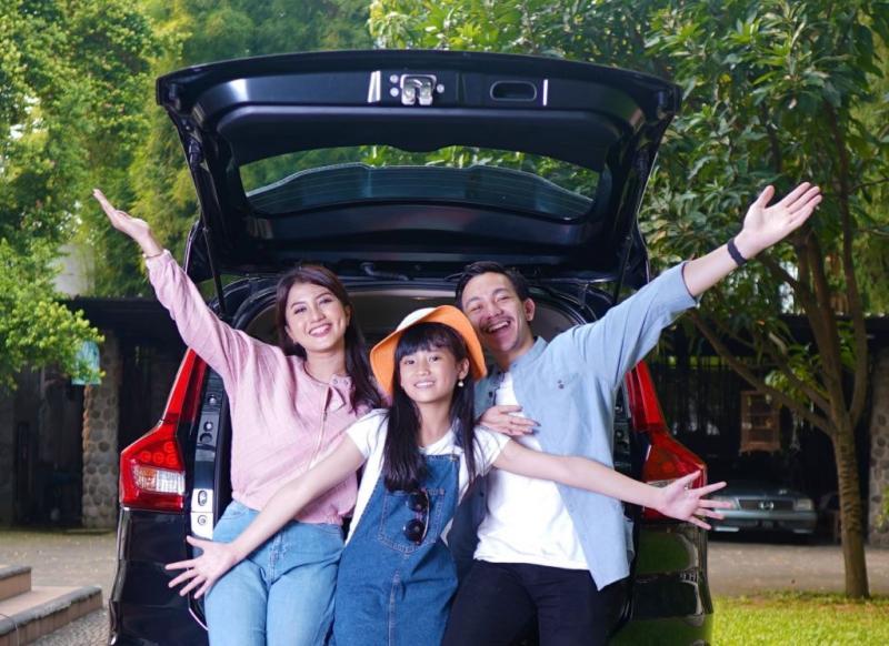All New Suzuki Ertiga berikan jaminan keamanan untuk pengemudi dan penumpang lewat fitur safety rating 5 bintang