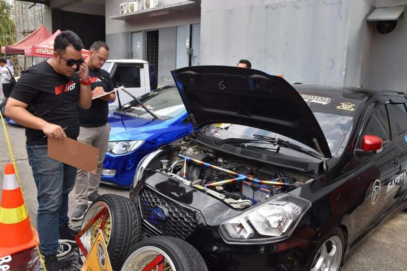 Begawi Autofest 1.0, kontes modifikasi garapan Forum Otomotif Lampung