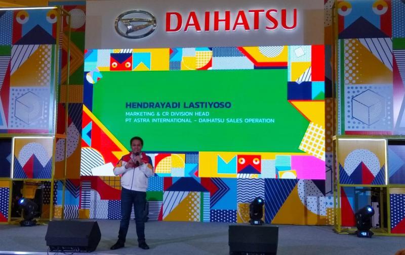 Hendrayadi Lastiyoso, Kalau yang sekarang ini lebih banyak customer yang terlibat langsung secara emosional. (anto)