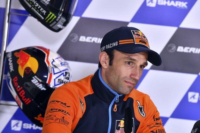 Johann Zarco semakin dekat dengan tim Avintia Ducati