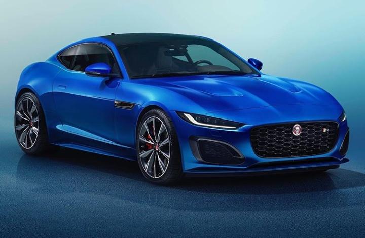 Sportcar ini menawarkan keseimbangan kinerja dan kesempurnaan bagi pengemudi dengan desain yang lebih berotot dan tegas. (jaguar)