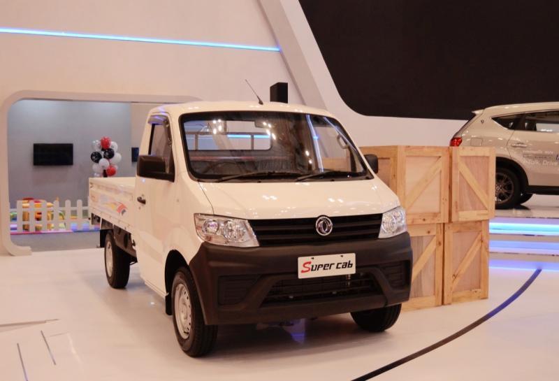 DFSK mendesain DFSK Super Cab dengan sebelumnya melakukan riset yang menyeluruh di Indonesia. (ist)