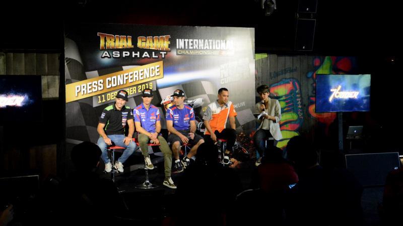 76 Rider targetkan rider Supermoto Indonesia bisa berlaga di kancah internastional