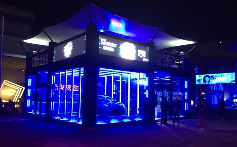 Toyota Yaris Hadirkan Aktivitas Menarik Di Festival Djakarta Warehouse Project