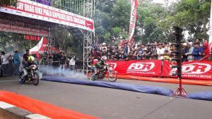 Asep Robot Gondol Honda Genio Indodrag Championship FDR Day Tangerang 2019, Berikut Hasil Lengkapnya